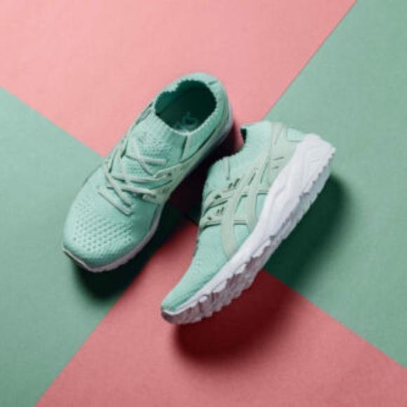 free shipping bcc82 29381 Asics Gel Kayano Knit Running Shoe Sz Women's 9.5 NWT